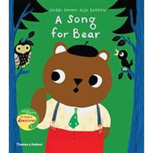 A Song for Bear - Thames & Hudson 9780500651810