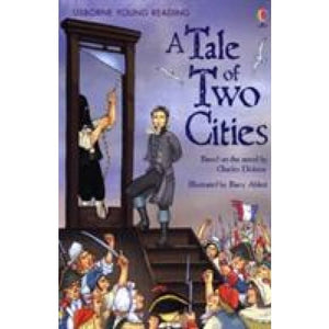 A Tale of Two Cities - Usborne Books 9780746096987
