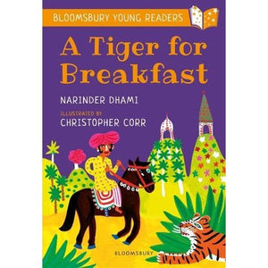 A Tiger for Breakfast: Bloomsbury Young Reader - Publishing