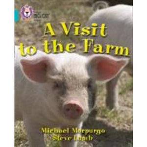 A Visit to the Farm: Band 07/Turquoise - HarperCollins Publishers 9780007186105