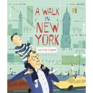 A Walk in New York - Walker Books 9781406321807