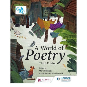 A World of Poetry: Third Edition - Hodder Education 9781510414310