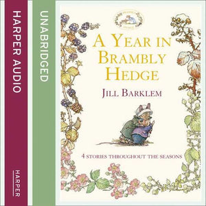 A Year in Brambly Hedge - HarperCollins Publishers 9780007581603