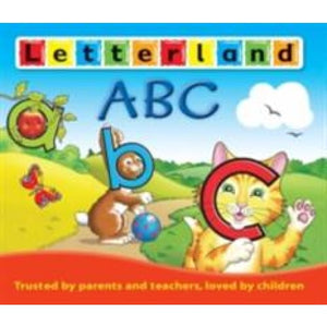 ABC - Letterland International 9781862092228