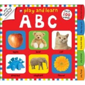 ABC: Play & Learn - Priddy Books 9781849159289