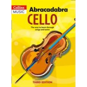 Abracadabra Cello Pupil's book: The Way to Learn Through Songs and Tunes - HarperCollins Publishers 9781408114636