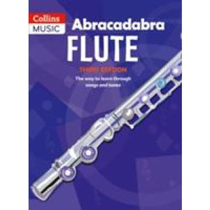 Abracadabra Flute (Pupil's book): The Way to Learn Through Songs and Tunes - HarperCollins Publishers 9781408107669