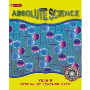 Absolute Science: 3A Teacher Pack - HarperCollins Publishers 9780007135912