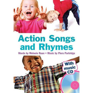 Action Songs and Rhymes - Bloomsbury Publishing 9781906029517