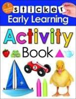 Activity Book - Priddy Books 9781783412921