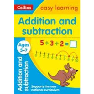 Addition and Subtraction Ages 5-7: New Edition - HarperCollins Publishers 9780008134280