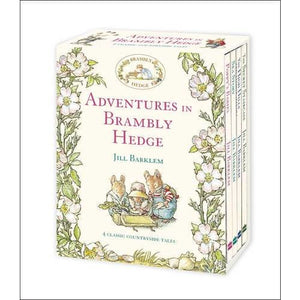 Adventures in Brambly Hedge - HarperCollins Publishers 9780007461455