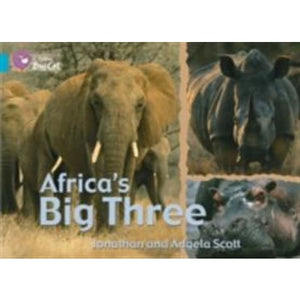Africa's Big Three Workbook - HarperCollins Publishers 9780007475032