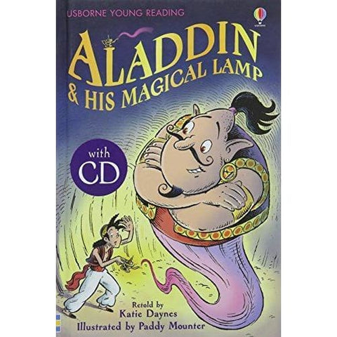 Image of Aladdin & his Magical Lamp - Usborne Books 9780746088982