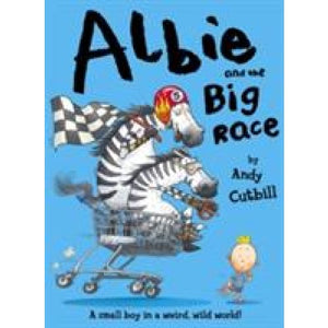 Albie and the Big Race - HarperCollins Publishers 9780007122127