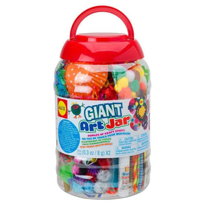 Alex Crafts Giant Art Jar