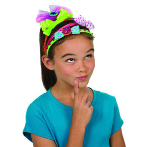 Alex Crafts So Many Headbands - 731346072436