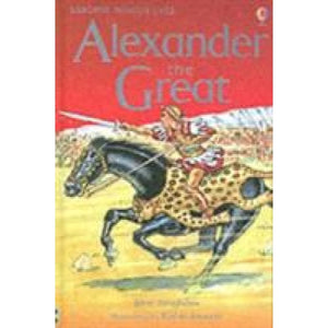 Alexander The Great - Usborne Books 9780746063262