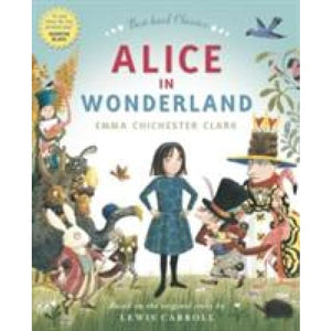 ALICE IN WONDERLAND - HarperCollins Publishers 9780007351596