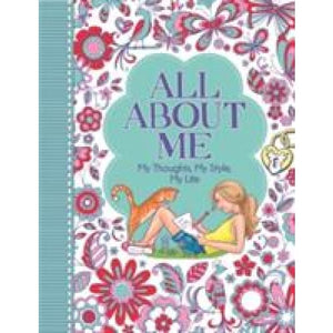 All About Me: My Thoughts Style Life - Michael O'Mara Books 9781780551388