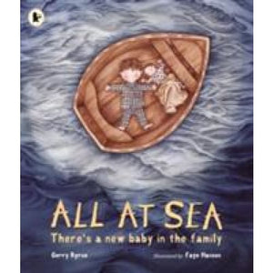 All at Sea: There's a New Baby in the Family - Walker Books 9781406323252