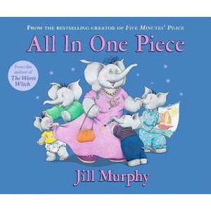 All In One Piece - Walker Books 9781406370744