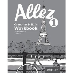 Allez: Grammar & Skills Workbook 1 (8 pack) - Oxford University Press 9780198395027
