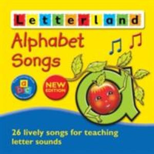 Alphabet Songs - Letterland International 9781862091979
