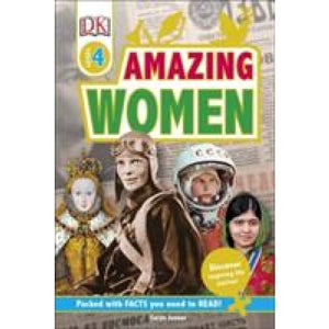 Amazing Women: Discover Inspiring Life Stories - Dorling Kindersley 9780241282694