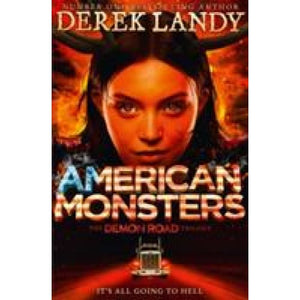 American Monsters - HarperCollins Publishers 9780008157111
