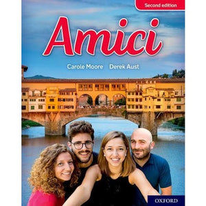 Amici: Amici Student Book - Oxford University Press 9780198444848
