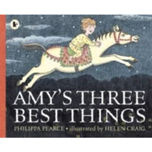 Amy's Three Best Things - Walker Books 9781406352610