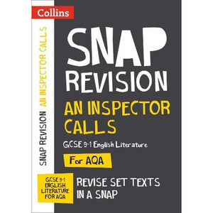 An Inspector Calls: New Grade 9-1 GCSE English Literature AQA Text Guide - HarperCollins Publishers 9780008235918