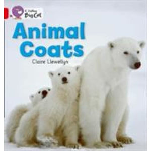 Animal Coats: Band 02a/Red a - HarperCollins Publishers 9780007412860