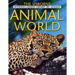 Animal World - Usborne Books 9780746046227