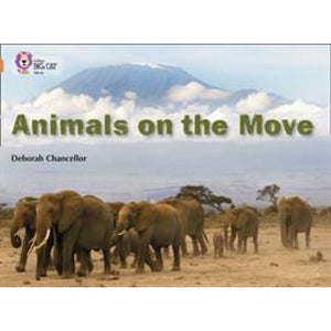 Animals on the Move: Band 12/Copper - HarperCollins Publishers 9780007336241