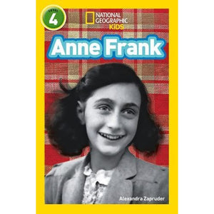 Anne Frank: Level 4 - HarperCollins Publishers 9780008317355