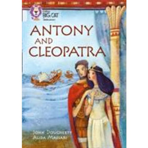 Antony and Cleopatra: Band 17/Diamond - HarperCollins Publishers 9780008179519