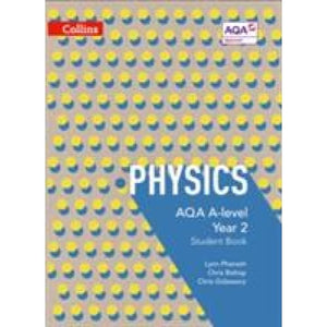 AQA A-level Physics Year 2 Student Book - HarperCollins Publishers 9780007597642
