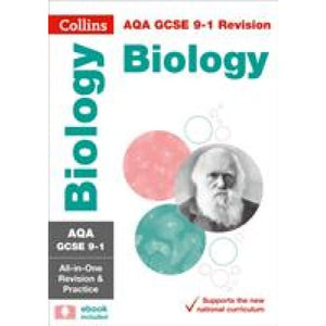 AQA GCSE 9-1 Biology All-in-One Revision and Practice - HarperCollins Publishers 9780008160746