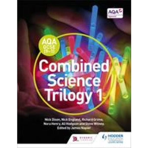 AQA GCSE (9-1) Combined Science Trilogy Student Book 1 - Hodder Education 9781471851353