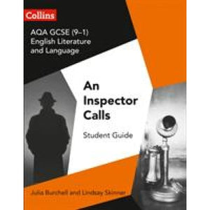AQA GCSE (9-1) English Literature and Language - An Inspector Calls - HarperCollins Publishers 9780008249397