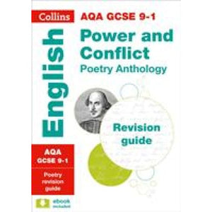 AQA GCSE 9-1 Poetry Anthology: Power and Conflict Revision Guide - HarperCollins Publishers 9780008112554
