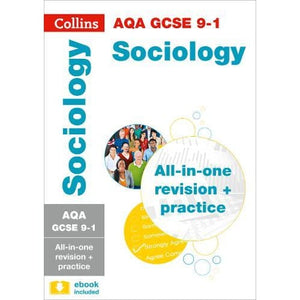 AQA GCSE 9-1 Sociology All-in-One Revision and Practice - HarperCollins Publishers 9780008227456
