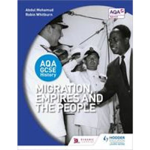 AQA GCSE History: Migration Empires and the People - Hodder Education 9781471886249