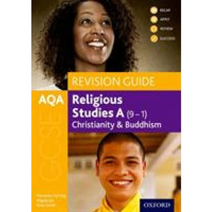 AQA GCSE Religious Studies A: Christianity and Buddhism Revision Guide - Oxford University Press 9780198422853