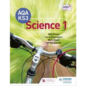 AQA Key Stage 3 Science Pupil Book 1 - Hodder Education 9781471899928