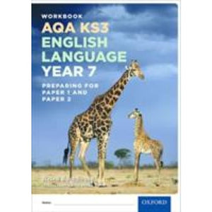 AQA KS3 English Language: Key Stage 3: Year 7 test workbook - Oxford University Press 9780198368816