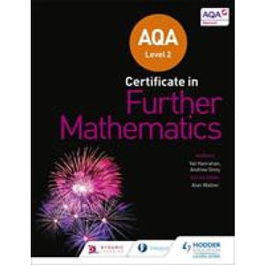 AQA Level 2 Certificate in Further Mathematics - Hodder Education 9781510446939