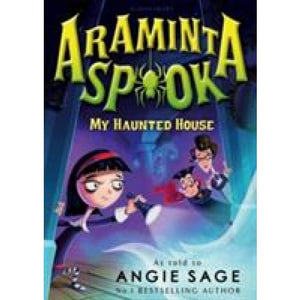 Araminta Spook: My Haunted House - Bloomsbury Publishing 9781408838655